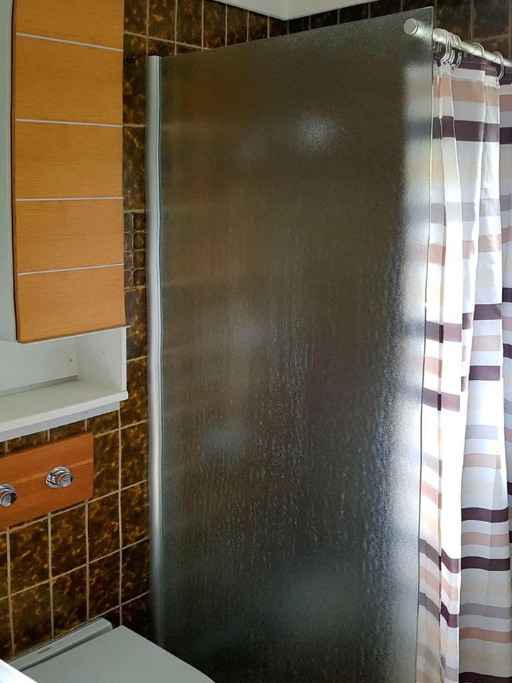 billede af gammelt bad