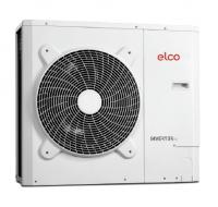 Elco Aeropur 6 KW varmepumpe