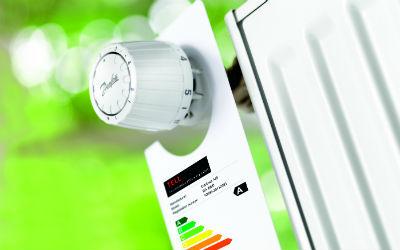danfosslink tilbud på termostat