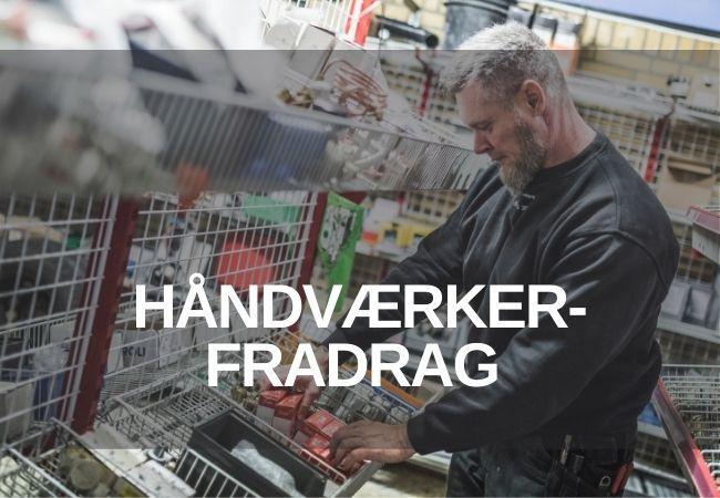 håndværkerfradrag gælder for en lang række VVS håndværkerydelser